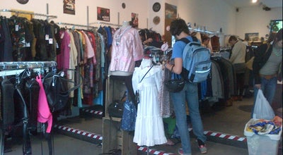 Photo of Thrift / Vintage Store Think Twice at Oude Graanmarkt 57 Place Du Vieux Marché Aux Grains, Brussels 1000, Belgium