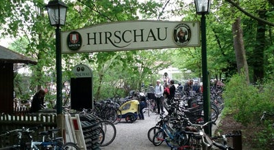 Photo of German Restaurant Hirschau at Gysslingstr. 15, Munich 80805, Germany