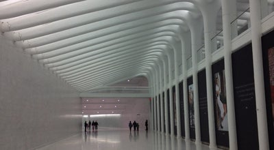 Photo of Mall World Trade Center West Concourse at 180 Greenwich St, New York, NY 10007, United States