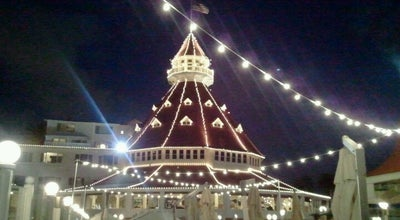 Photo of Resort Hotel del Coronado at 1500 Orange Ave, Coronado, CA 92118, United States