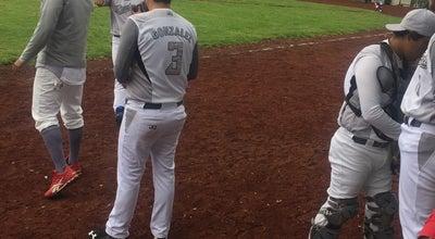 Photo of Baseball Field Liga de béisbol at Candelaria Pérez, México, Mexico