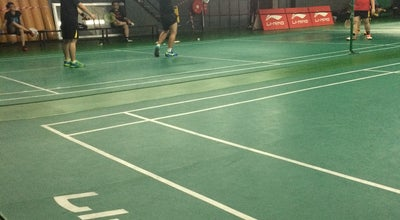 Photo of Tennis Court BP Sport Badminton at Jln Bkri Bt 4, Malaysia