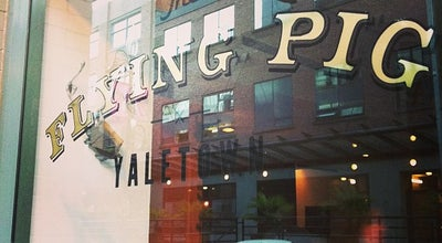 Photo of Restaurant The Flying Pig Yaletown at 1168 Hamilton Street, Vancouver V6B 2S2, Canada
