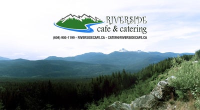 Photo of Cafe Riverside Cafe and Catering at 8018 Mons Rd., Whistler, BC V0N 1B8, Canada