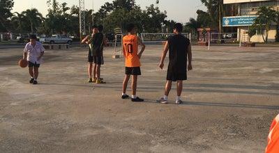 Photo of Basketball Court สนามกีฬาดอนคาน at Thailand