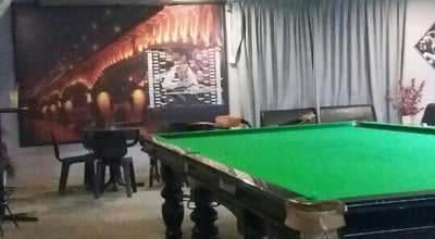 Photo of Pool Hall Snooker Ah Ti Tmn Sri Kluang at Snooker Ahti, Kluang 86000, Malaysia