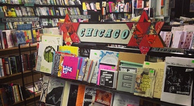Photo of Bookstore Quimby's at 1854 W North Ave, Chicago, IL 60622, United States