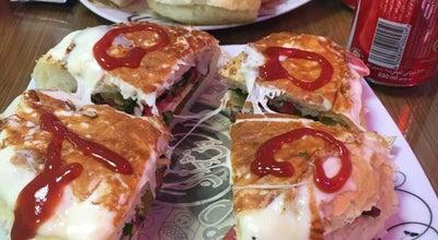 Photo of Burger Joint Khosh Khorak   خوش خوراک at Modarres Blvd, Urmia, Iran