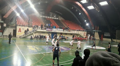 "Photo of Basketball Court Sportska sala ""Mladost"" at Brakja Ginoski, Gostivar 1230, Macedonia"