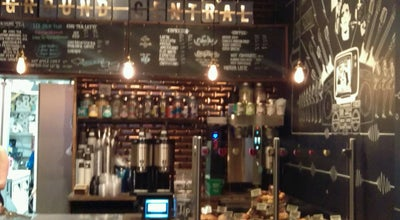 Photo of Coffee Shop Ground Central Coffee Company at 800 2nd Ave, New York, NY 10017, United States