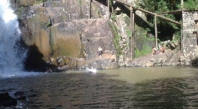 Photo of Water Park cascata itaara at Brazil
