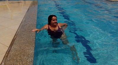 Photo of Water Park Casas do Bosque Clube -piscinas at Brazil