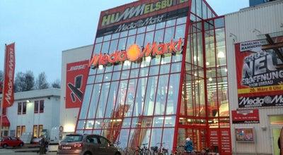 Photo of Electronics Store Media Markt at Poppenbütteler Weg 31, Hamburg 22339, Germany