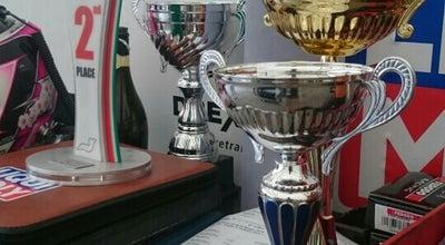 Photo of Racetrack paddock Imola at Italy