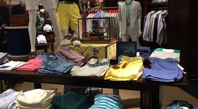Photo of Clothing Store Brooks Brothers at 713 N Michigan Ave, Chicago, IL 60611, United States