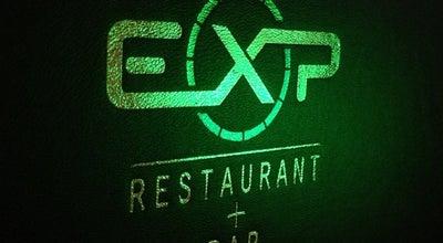 Photo of Bar EXP Restaurant & Bar at 309 Pender St W, Vancouver V6B 1T3, Canada