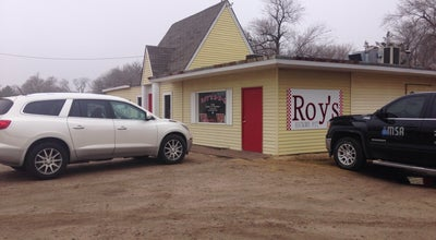 Photo of American Restaurant Roys BBQ at 1018 Nickerson Blvd, Hutchinson, KS 67501, United States