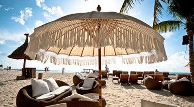 Photo of Mexican Restaurant Indigo Beach at Calle 14 & The Beach, Playa del Carmen 77710, Mexico