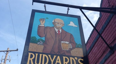 Photo of American Restaurant Rudyards at 2010 Waugh Dr, Houston, TX 77006, United States