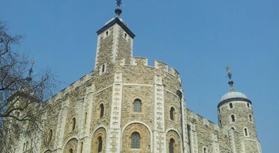 Photo of Castle The White Tower at The Tower Of London, London EC3N 4AB, United Kingdom