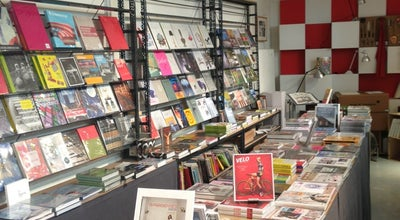 Photo of Bookstore Artazart Design Bookstore at 83 Quai De Valmy, Paris 75010, France