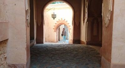 Photo of Arcade medina d'agadir at Morocco