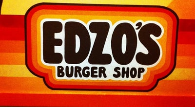 Photo of American Restaurant Edzo's Burger Shop at 1571 Sherman Ave, Evanston, IL 60201, United States