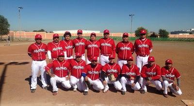 Photo of Baseball Field Centro Recreativo Sección 5 at Saltillo, Mexico