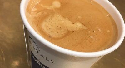 Photo of Coffee Shop Caffe Lavazza @ Eataly Fidi at 101 Liberty St, New York, NY 10007, United States