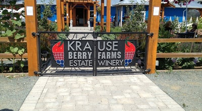 Photo of Farm Krause Berry Farms & Estate Winery at 6179 248 St, Langley, BC V4W 1C3, Canada