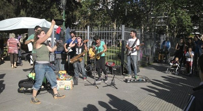 Photo of Tourist Attraction Barrio de Belgrano at Buenos Aires, Argentina
