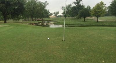 Photo of Golf Course Brackenridge Park Golf Course at 2315 Avenue B, San Antonio, TX 78215, United States