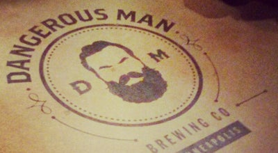 Photo of Nightclub Dangerous Man Brewing Company at 1300 2nd St Ne, Minneapolis, MN 55413, United States