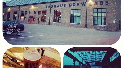 Photo of Brewery Bauhaus Brew Labs at 1315 Tyler St Ne, Minneapolis, MN 55413, United States