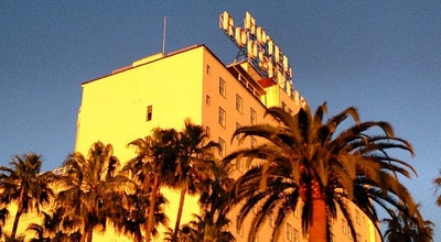 Photo of Hotel The Hollywood Roosevelt at 7000 Hollywood Blvd, Los Angeles, CA 90028, United States