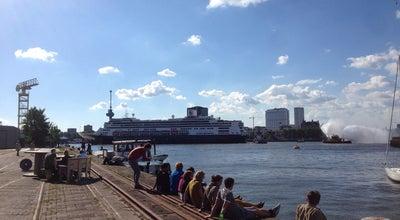 Photo of Tourist Attraction Fenix Food Factory at Veerlaan 19d, Rotterdam 3072 AN, Netherlands