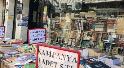 Photo of Bookstore Beyazıt Kitabevi at Kutlubey Mah. 1009. Sk., Isparta, Turkey