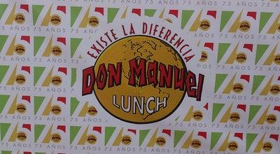 Photo of Restaurant Don Manuel Lunch at Calle Federico Del Toro 741, Ciudad Guzman 49000, Mexico