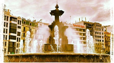 Photo of Plaza Fuente de Las Batallas at Acera Del Darro, Granada 18006, Spain