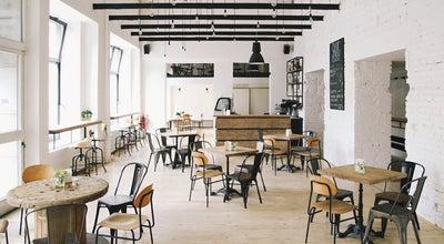 Photo of Cafe SKØG Urban Hub at Dominikanske Namesti 187/5, Brno 602 00, Czech Republic