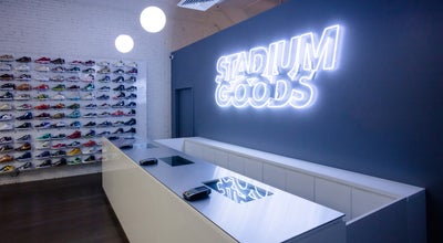 Photo of Shoe Store Stadium Goods at 47 Howard St, New York, NY 10013, United States