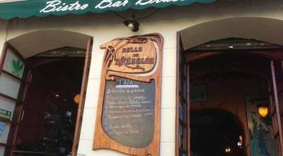 Photo of Restaurant Calle de Bruselas at Plaza De La Merced 16, Malaga 29012, Spain