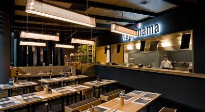 Photo of Japanese Restaurant wagamama at Pribinova 8, Bratislava 821 09, Slovakia