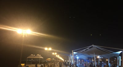 Photo of Beach شاطئ انجفا at شارع التعاون, Kuwait