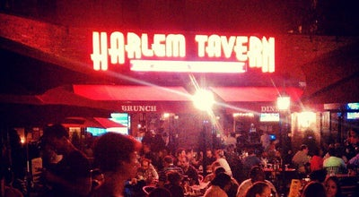 Photo of American Restaurant Harlem Tavern at 2153 Frederick Douglass Blvd, New York, NY 10026, United States