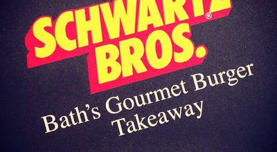 Photo of Burger Joint Schwartz Bros at Saw Close, Bath BA1 5BG, United Kingdom