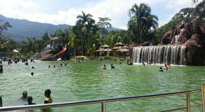 Photo of Hot Spring FELDA Residence Hot Springs at Sg Klah, Sungkai 35600, Malaysia