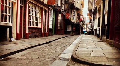 Photo of Monument / Landmark The Shambles at Shambles, City Centre, York YO1 7LZ, United Kingdom