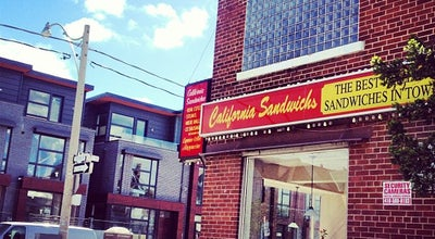 Photo of Sandwich Place California Sandwiches at 244 Claremont St., Toronto, ON M6J 2N2, Canada