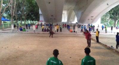 Photo of Bowling Alley Gelanggang Petanque JKR Kuala Kangsar at Malaysia